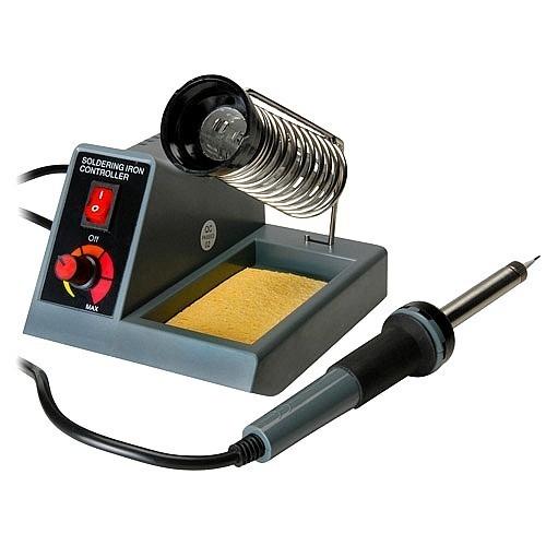 digi parts variable temperature soldering station soldering iron 55 005. Black Bedroom Furniture Sets. Home Design Ideas