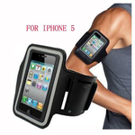 Armband for Iphone 4 5 5c 5s, Black