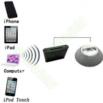 Bluetooth Music Audio Receiver iPod iPhone 30 Pin Dock