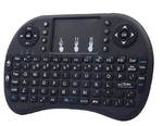Portable 92 Keys Mini 2.4GHz Wireless Keyboard Touchpad