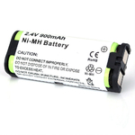 Cordless Phone Rechargeable Battery Compatible with PANASONIC HH