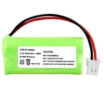 Cordless Phone Rechargeable Battery Compatible with VTech BT-166
