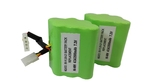 2 Pack High Capacity 7.2V 4500mAh Neato XV-11 XV-12 XV-15 XV-21