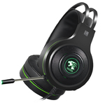 Dolby 7.1 Surround USB LED Lighting Over-Ear Gaming Headphone He