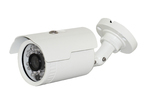 "Fix 3.6mm Len Bullet Camera, 650TVL, 1/3"" SONY CCD"