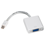 Thunderbolt to VGA Cable Adapter Mini DisplayPort MDP Converter