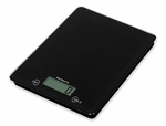Touch Professional Digital Kitchen Scale 11 lb, Tempered Glass